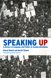 Speaking Up by Marcel Martel & Martin Paquet